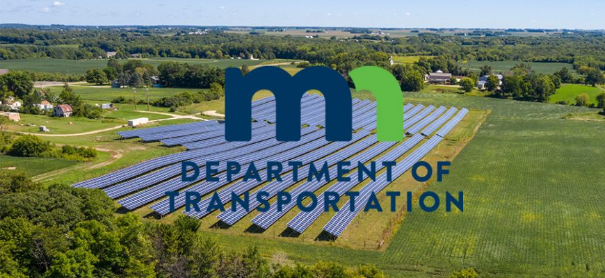 Nokomis Energy Subscribes MNDOT to 9 Community Solar Gardens